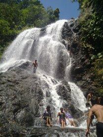 Balagbag Falls, Quezon Province