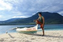 White Island, Camiguin, Philippines (Photo by Hanna Fiesta)