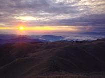 The Highest Peak in Luzon, Philippines